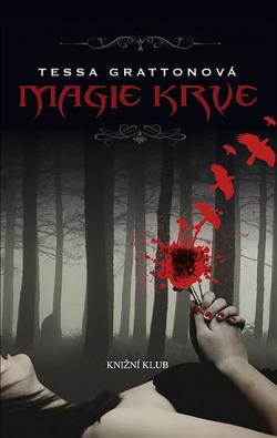 Magie krve obálka knihy