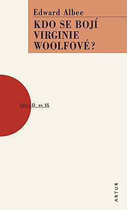 Kdo se bojí Virginie Woolfové? obálka knihy