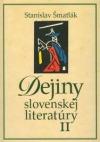 Dejiny slovenskej literatúry II.