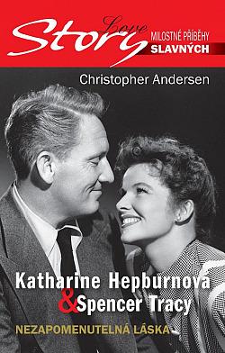 Katharine Hepburnová & Spencer Tracy obálka knihy