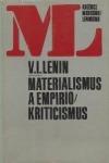 Materialismus a empiriokriticismus