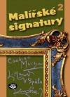 Malířské signatury 2