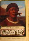 Mrtvý Indián nepromluví