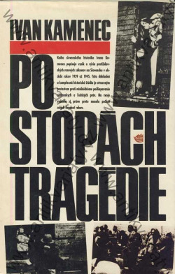 Po stopách tragédie obálka knihy