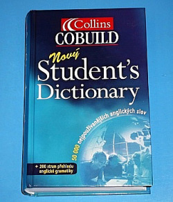 Nový Student´s dictionary