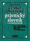 Česko anglický právnický slovník