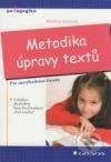Metodika úpravy textů: Pro znevýhodněné čtenáře