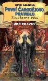 První čarodějovo pravidlo 1: Zlověstný mág obálka knihy