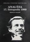 Analýza 17. listopadu 1989