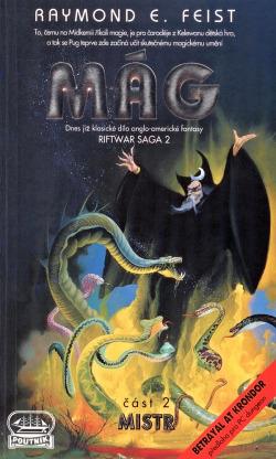 Mág – Mistr obálka knihy