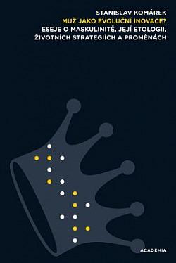 Muž jako evoluční inovace? obálka knihy