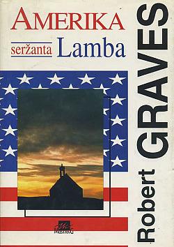 Amerika seržanta Lamba obálka knihy