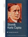 Slovník Karla Čapka