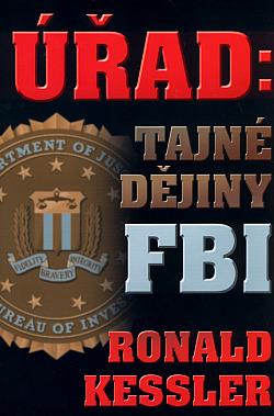 Úřad: tajné dějiny FBI obálka knihy
