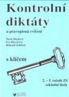 Kontrolní diktáty a pravopisná cvičení