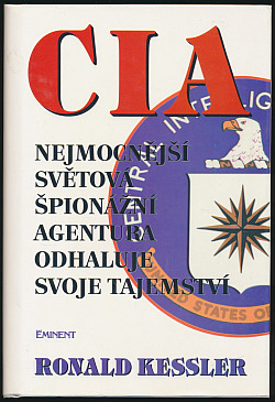 CIA obálka knihy