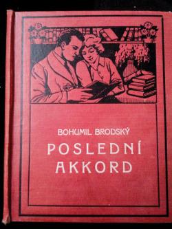 Poslední akord obálka knihy