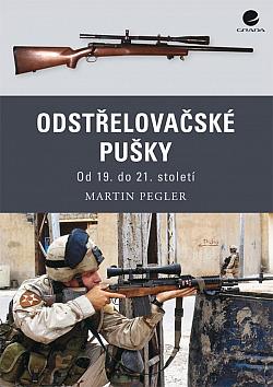 Odstřelovačské pušky obálka knihy