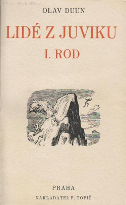 Rod obálka knihy
