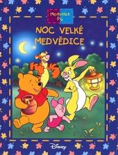 Noc Velké medvědice Obálka knihy