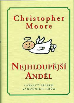 Nejhloupější anděl obálka knihy