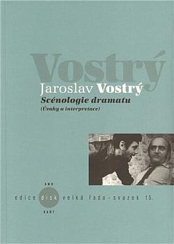 Scénologie dramatu obálka knihy