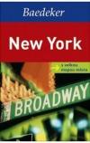 New York - Baedeker obálka knihy