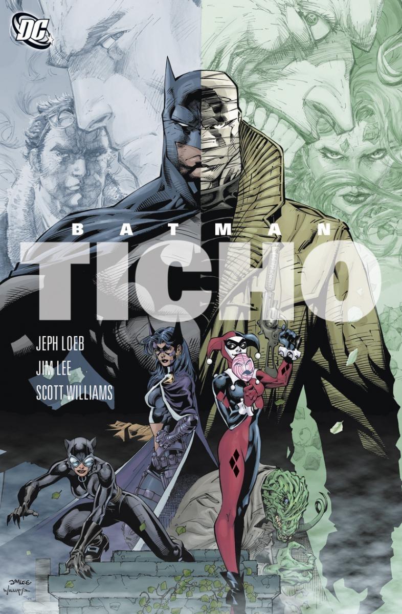 první batman komiks