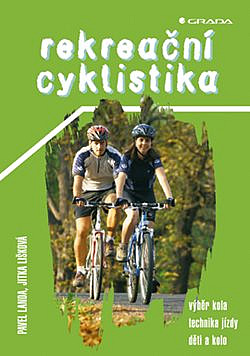 Rekreační cyklistika obálka knihy