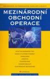 Mezinárodní obchodní operace obálka knihy