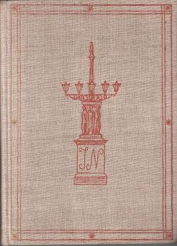 Za národ a lidstvo celé obálka knihy