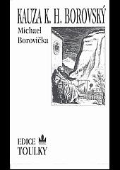 Kauza K. H. Borovský obálka knihy