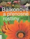 Balkónové a přenosné rostliny
