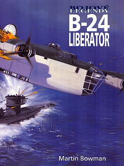 B-24 Liberator obálka knihy