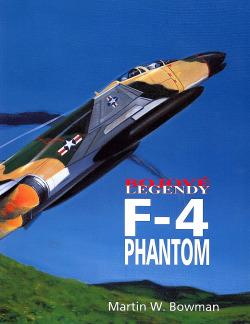 F-4 Phantom obálka knihy