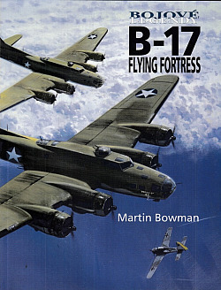 B-17 Flying Fortress obálka knihy
