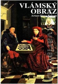 Vlámský obraz obálka knihy