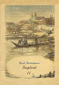 Suplent - II. díl obálka knihy