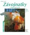 Závojnatky a barevní kapři v akváriu a zahradním rybníčku