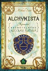 Alchymista obálka knihy