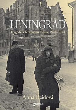 Leningrad obálka knihy