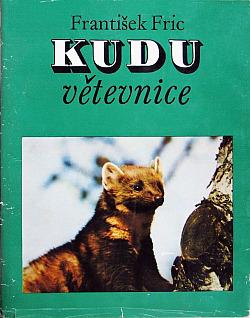 Kudu větevnice obálka knihy