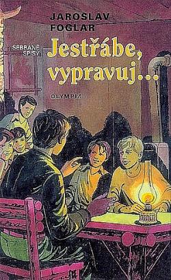 Jestřábe, vypravuj... obálka knihy