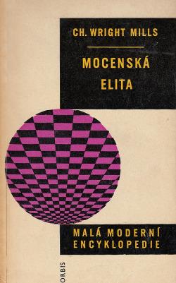 Mocenská elita obálka knihy
