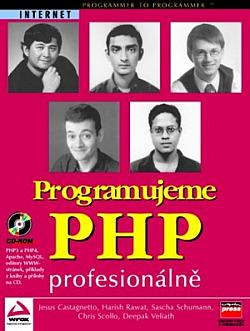 PHP - programujeme profesionálně