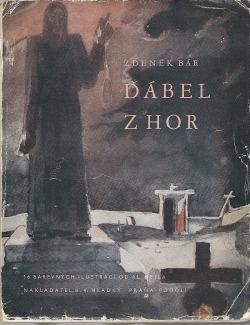 Ďábel z hor obálka knihy