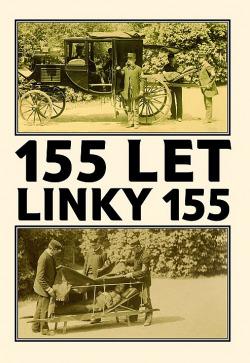155 let linky 155 obálka knihy