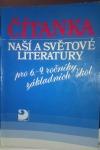 Čítanka naší a světové literatury pro 6.-9. ročníky základních škol