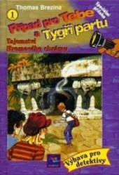 Tajemství Hromového chrámu obálka knihy