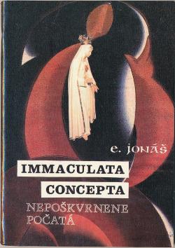 Immaculata concepta obálka knihy